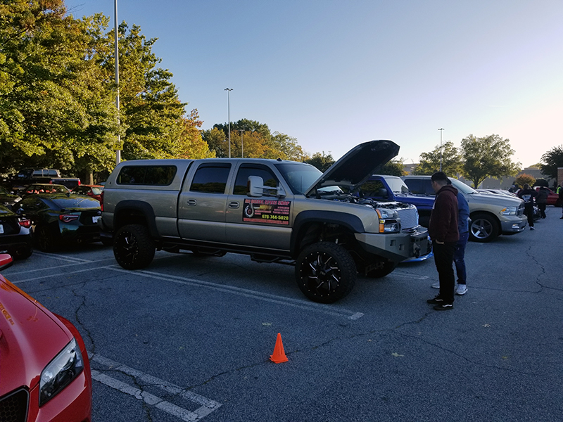 Mike at Caffeine and Octane