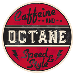 Caffeine and Octane monthly car show